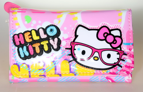 Hello Kitty Geldbörse, bunt