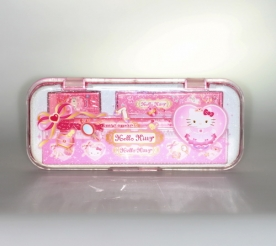 Hello Kitty Papeterieset, pink