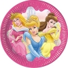 Prinzessin Pappteller f�r Party