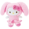 Hello Kitty Pl�sch Mascot pink 15cm SEASONAL
