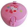 Lunchbox 17cm pink/rot PLAYFUL