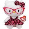 Hello Kitty Pl�sch Baby 15cm Fashionista