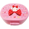 Hello Kitty Lunchbox Doppeldecker Ribbon
