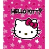 Hello Kitty Klemmbrett A4 pink Stars