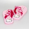 Hello Kitty Kinder Flip Flops, Gr. 28-29