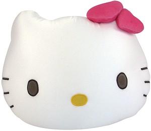 hello kitty kissen foambeam heart f r hello kitty spiele geschenke und. Black Bedroom Furniture Sets. Home Design Ideas