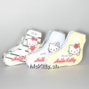 Hello Kitty Socken Magic Socks grau klein