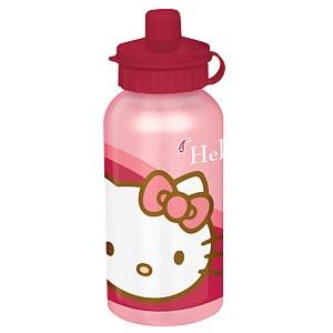 hello kitty trinkflasche aluminium f r hello kitty spiele geschenke und. Black Bedroom Furniture Sets. Home Design Ideas