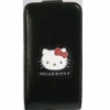 Hello Kitty iPhone 3G/3GS Etui schwarz