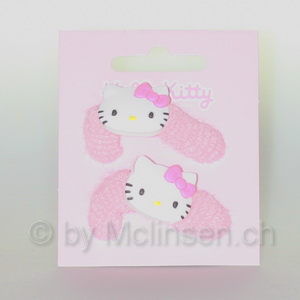 Hello Kitty Haargummi Miau Kitty pink