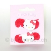 Hello Kitty Haargummi Miau Kitty rot