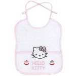 Hello Kitty Lätzchen Baby Patchwork