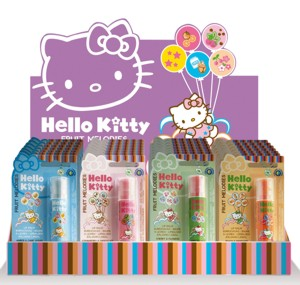 Hello Kitty Lippenbalsam Fruit Melodies assortiert
