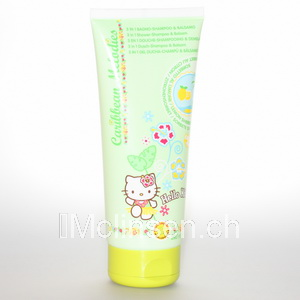 Hello Kitty Douchecreme Baby Kitty 3in1 Zitronensorbet