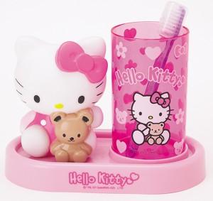 hello kitty zahnb rsten set f r hello kitty spiele geschenke und geschenkideen. Black Bedroom Furniture Sets. Home Design Ideas