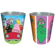 Barbapapa Metalleimer, assortiert