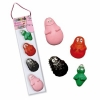 Barbapapa Mini Magnet 4er-Set