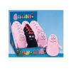 Barbapapa Bean Bag, assortiert, 14cm