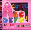 Barbapapa Figuren Alphabet Set