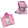 Hello Kitty Poncho-Set mit Ball