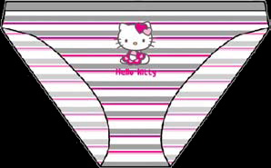 Hello Kitty Unterhosen Kinder Gr. 134-140