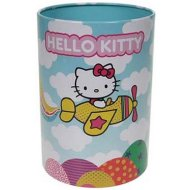 Hello Kitty Papierkorb Metall 31cm FLY