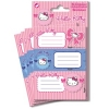 Hello kitty Etiketten Stickers Ballerina