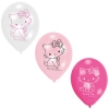 Charmmy Kitty 6 Luftballone assortiert Party