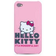 Hello Kitty iPhone 4 H�lle rosa