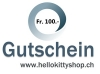 Gutschein Hello Kitty Fr. 100.00