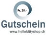 Gutschein Hello Kitty Fr. 20.00