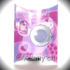 Hello Kitty Lidschatten Double love silber