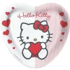 Hello Kitty Pappteller Herzform Heart