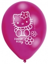 Hello Kitty 6 Pink Party Luftballone assortiert