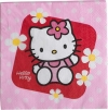 Hello Kitty Pink Party Papier Servietten 33x33cm