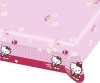 Hello Kitty Pink Party Tischdecke 120x180cm