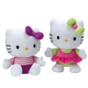 Hello Kitty Pl�sch 25cm Assortiert