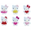 Hello Kitty Pl�sch Mascot 13cm assortiert