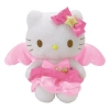 Hello Kitty Pl�sch 20cm rosa Melody