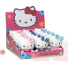 Hello Kitty Pl�sch Bean Bag 15cm Assortiert