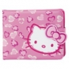 Hello Kitty Geldb�rse Leopard Vynil