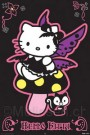 Hello Kitty Gothic Poster 610x915mm