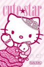 Hello Kitty Poster Cute Star 610x915