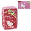 Hello Kitty Etui 3-St�ckig pink HOUSE