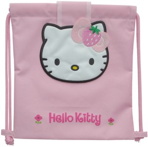 Hello Kitty Turnsack rosa Strawberry 29cm