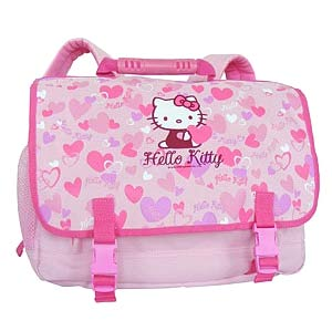 Hello Kitty Schulsack Heart 38cm
