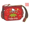 Hello Kitty Schultertasche Strawberry 33cm
