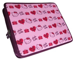 Hello Kitty Computer Hülle A4 Netbook Ipad