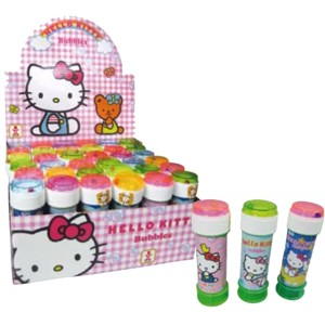 Hello Kitty Seifenblasen, assortiert