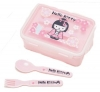 Hello Kitty Frischhaltebox mit Besteck